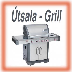ÚTSALA - Grill